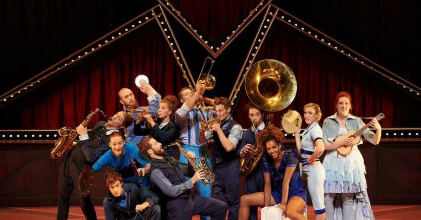 CIRQUE ÉLOIZE: Prestigioso circo llega desde Canadá por primera vez a Lima (El Gran Teatro Nacional - 24 Julio)