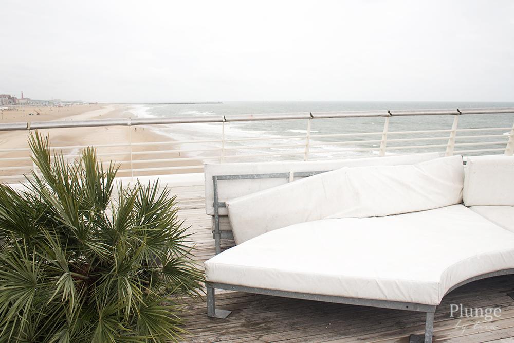 View from Scheveningen Pier