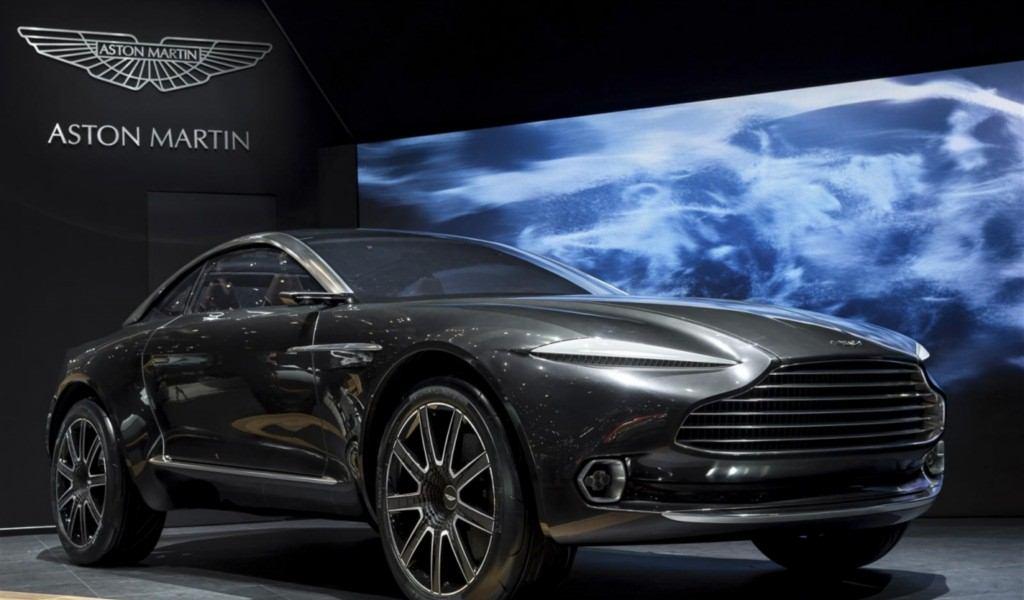 ASTON MARTIN  DBX, 2017's Hottest Cars.