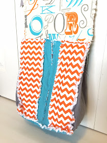 Easy Diaper Stacker Sewing Pattern