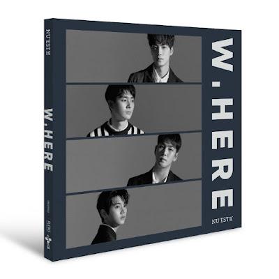 NU'EST W Score No. 1 Album Worldwide With 'W, Here'