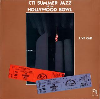 CTI All-Stars - 1977 - CTI Summer Jazz At The Hollywood Bowl Live One
