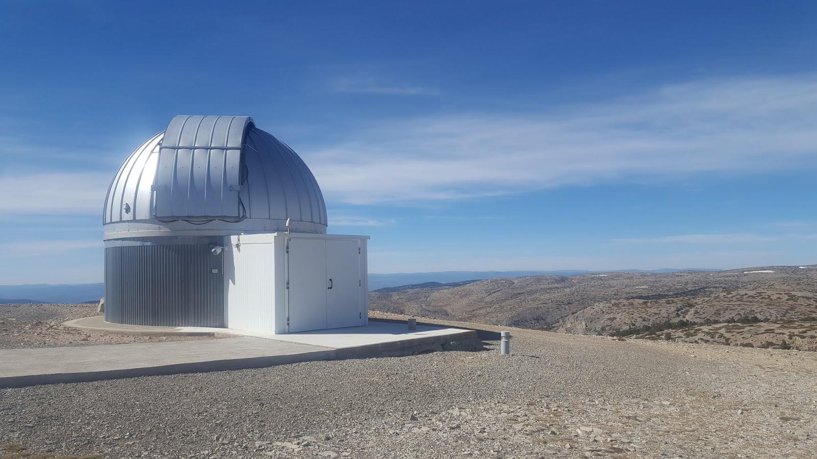 Javalambre Astrophysical Observatory, Teruel