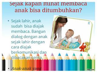 manfaat membacakan buku cerita untuk anak