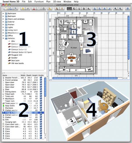 Eteks selaku pengembangnya menyediakan versi gratis dan berbayar. Cara Mudah Mendesain Rumah Dengan Sweet Home 3d