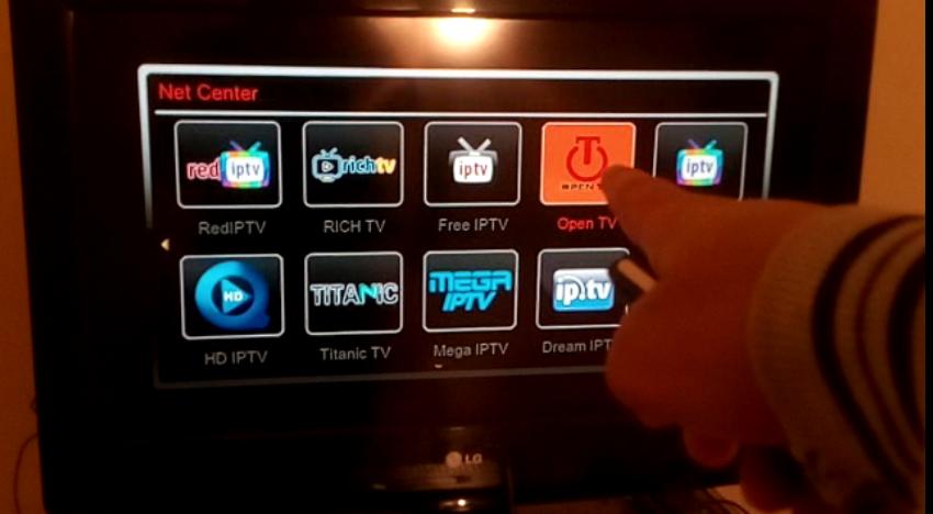 إجراء تشغيل خدمة OpenTv iptv كود تفعيل تجريبي Running OpenTv IPTV is