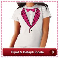 İlginç ve esprili bayan t-shirtleri