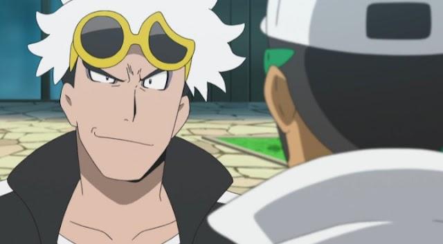 Capitulo 36 Temporada 22 ¡Atacantes y defensores en la Liga Pokémon!
