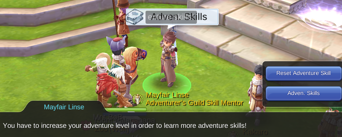 Ragnarok Mobile: Adventure Skills and What to Learn?