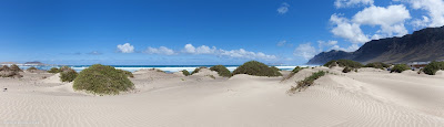 Famara dunes