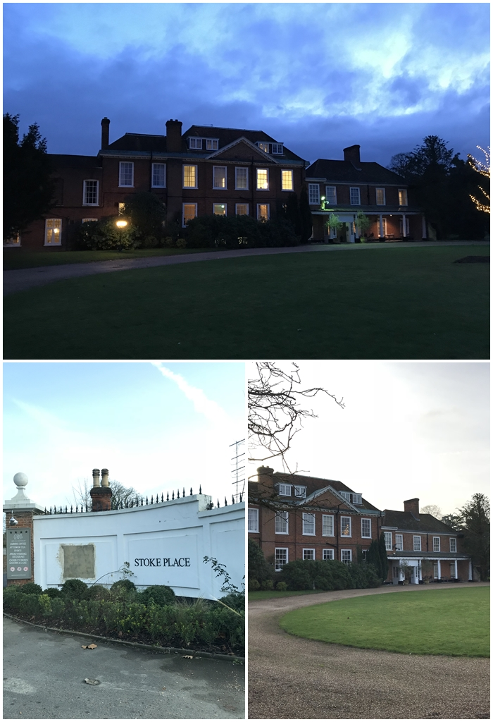 Stoke Place-The King and Lamb Restaurant is in Buckingham shire.