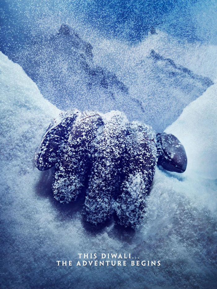 Ajay Devgan, Sayesha Saigal Next Upcoming film Shivaay 2016 Wiki, Poster, Release date, Songs list