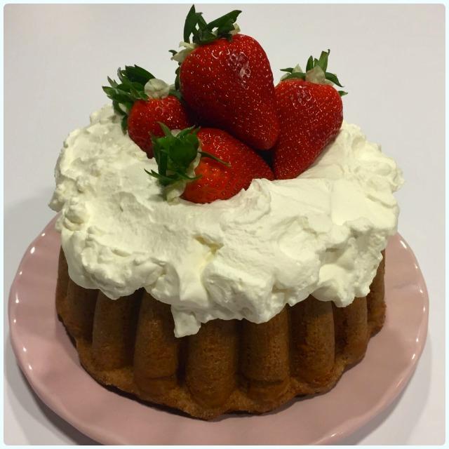 Cream Tea Bundt Cake