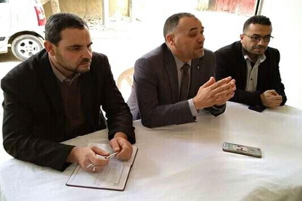 """مشاكل بالجملة يقف عليها نائب """"حمس"""" في زيارته بلدية الهرانفة"""