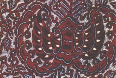Batik motif Grageh Waluh