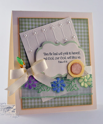 Our Daily Bread designs Happy Fall Designer Becca Feeken