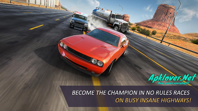CarX Highway Racing MOD APK unlimited money