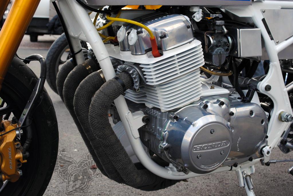 1976 Honda Cb750 Cafe Racer Hotrod