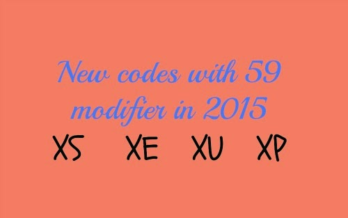 Awesome tips to learn new codes for modifier 59 in 2015