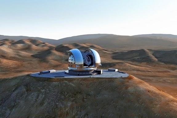 Pembuatan Teleskop Raksasa Untuk Berburu Alien Telah Dimulai Sejak Juni 2014