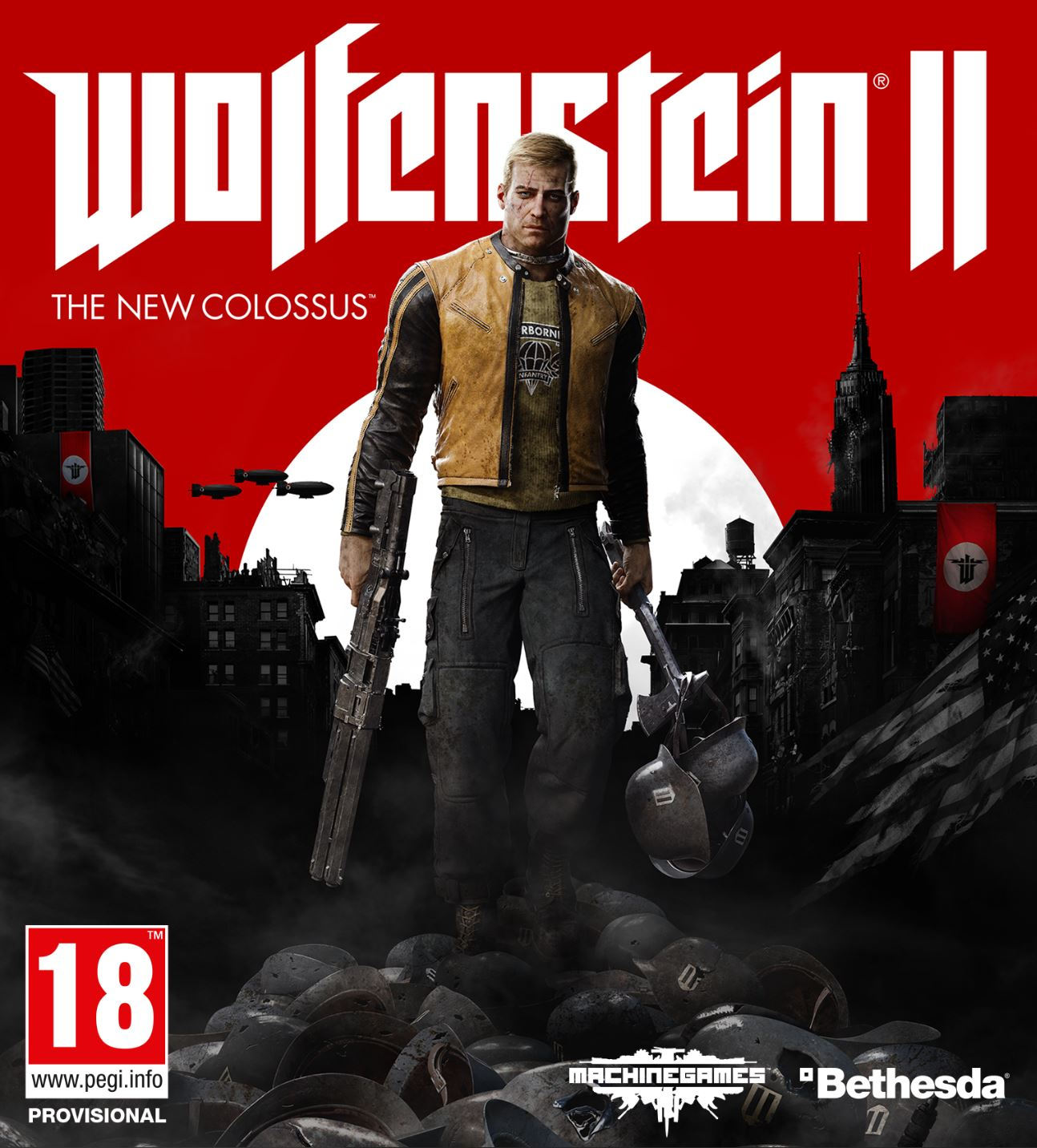 Ya disponible la prueba gratuita de Wolfenstein II: The New Colossus