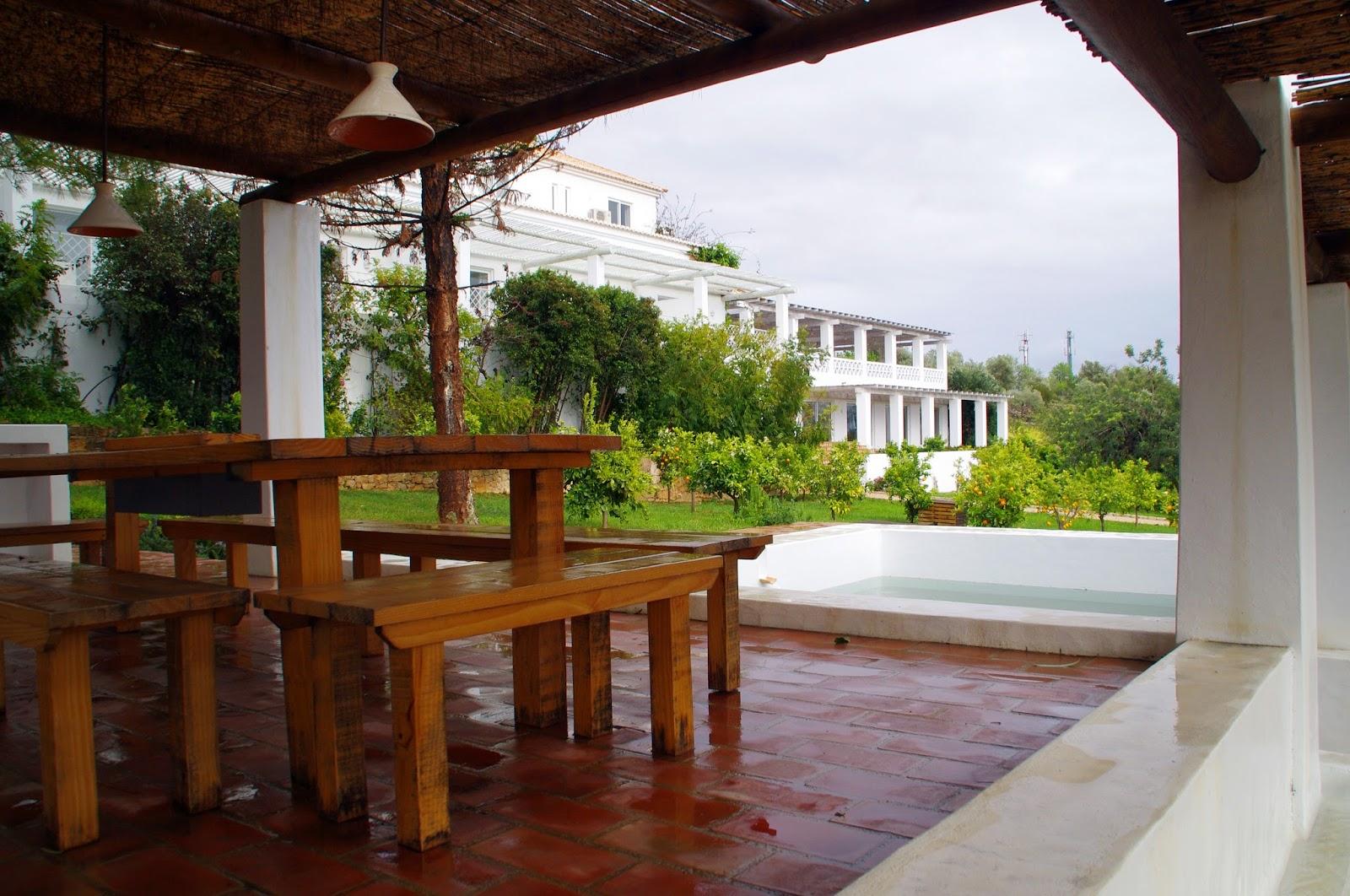 Vila Monte Farm House Pool Area