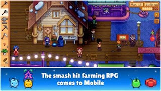 Stardew Valley Mod Apk+Data Android