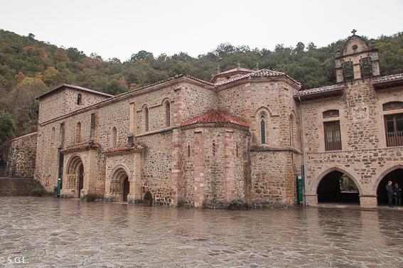 Santo Toribio de Liebana. Cantabria