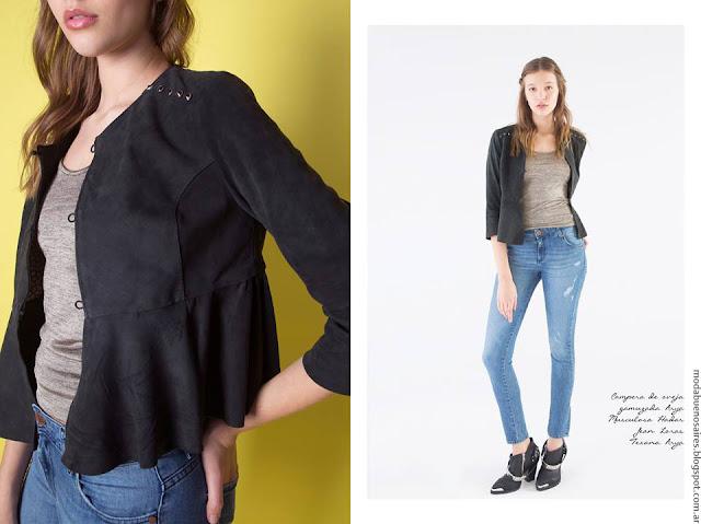 Moda jeans verano 2017 La Cofradia.