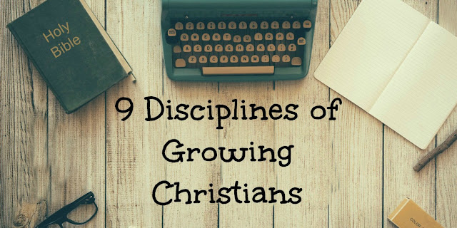 How Can We Live Pure LIves? 9 Disciplines from Psalm 119