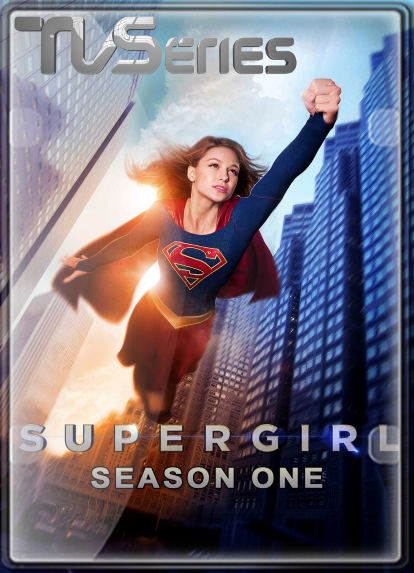 Supergirl (Temporada 1) HD 720P LATINO