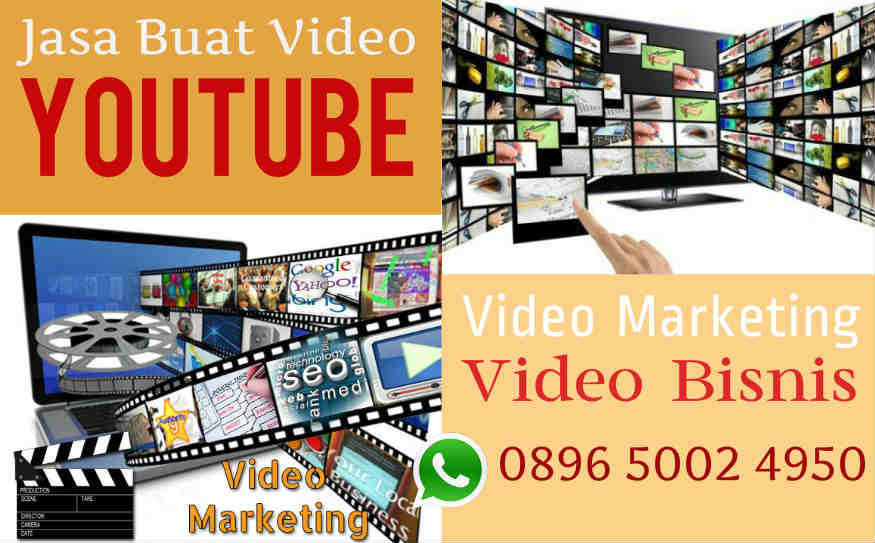 jasa buat video youtube marketing