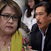 De Lima fires back at Sotto: 'Act of cowardice' for Tito Sotto to say Ferdinand Marcos holiday bill local in scope