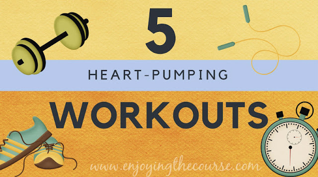 5 Heart-Pumping Workouts