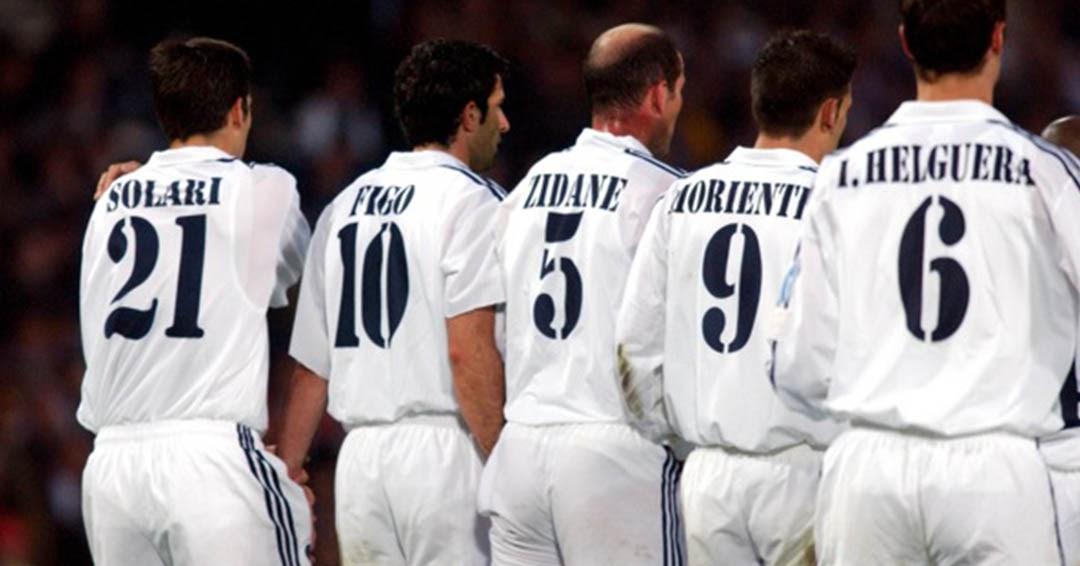 factory authentic 82267 090b2 Here Are Our Top 5 Adidas Real Madrid Home Kits - Footy ...