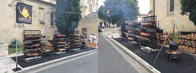 Fête en Gironde 33 avec BBQ Box Traiteur - traiteur de Bayonne 64