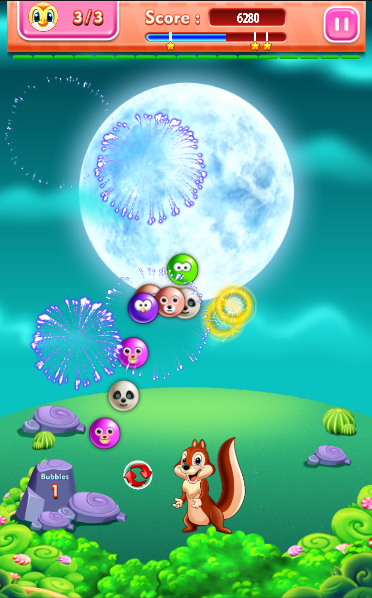 This fourth dimension  volition portion Bubble Shoter game Download Bird Bubble Shooter Apk