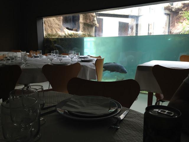 Restaurante do Fluviário
