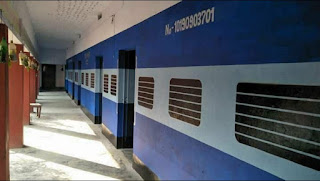 classrooms,designed,look,like,railway,coaches