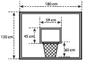 ukuran ring basket depan