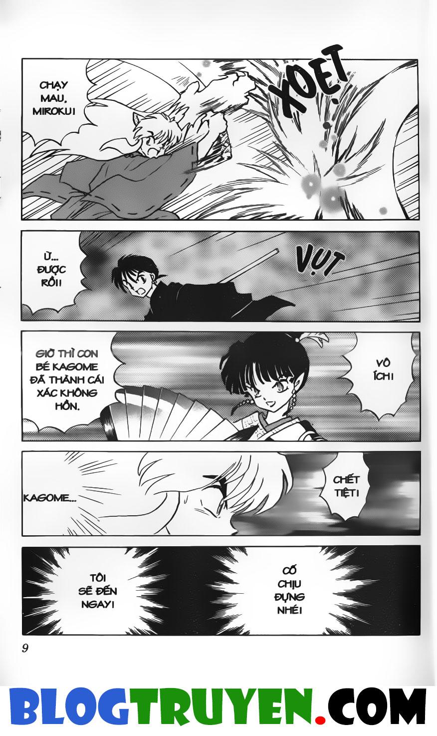 Inuyasha vol 16.1 trang 8
