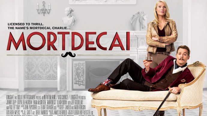 Mortdecai 2015 HD