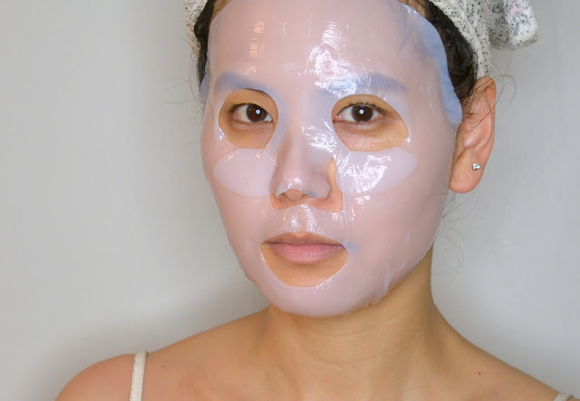 For Beloved One Advanced Anti-Aging Ceramide Squalane Bio-Cellulose Mask Review