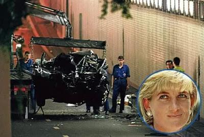 Puteri Diana masih lagi hidup, mungkin hanya alami lebam mata atau patah tangan jika...
