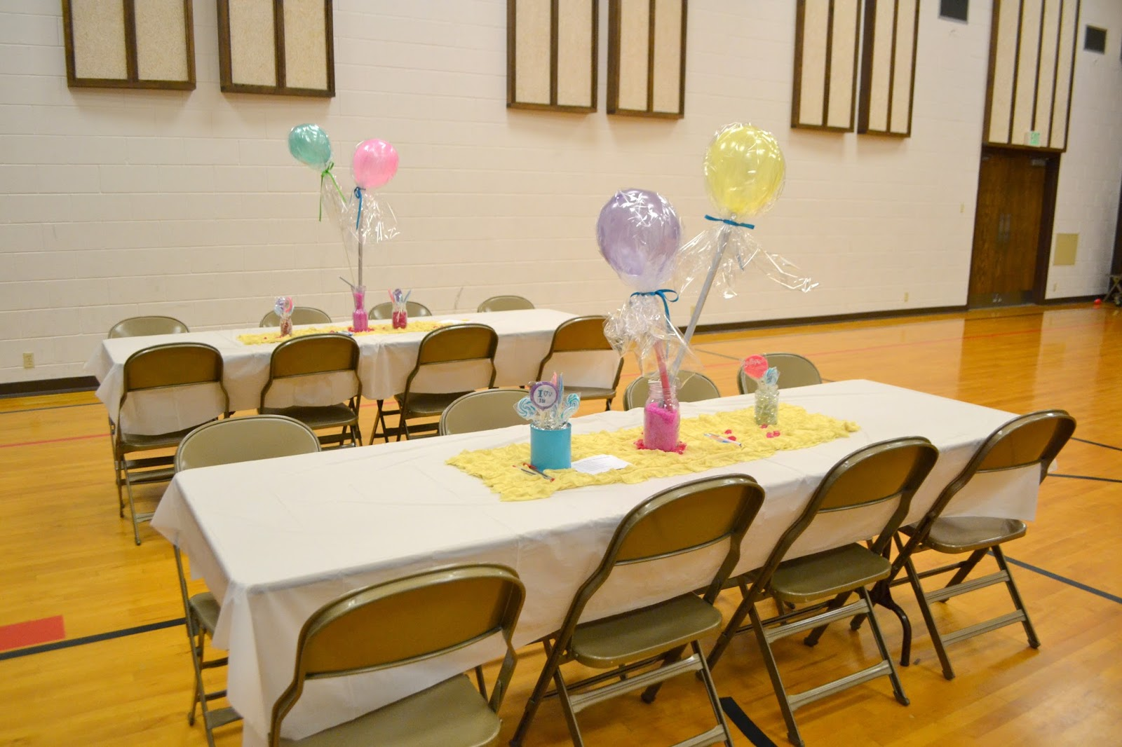 Lollipop Themed Party