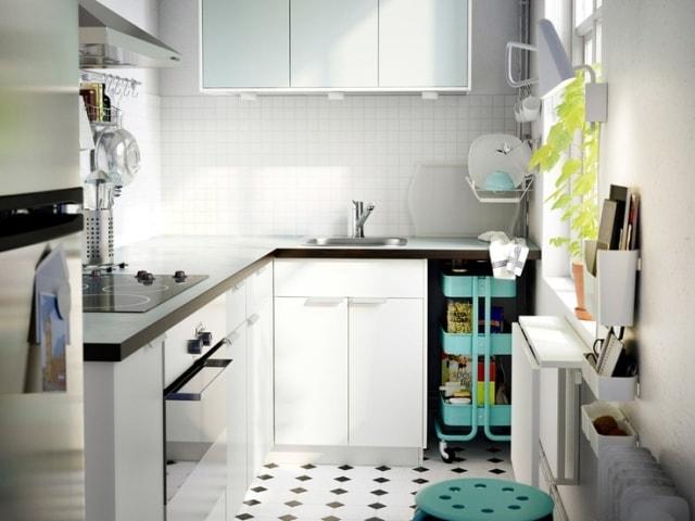 Ikea White Haggeby Kitchen Ideas