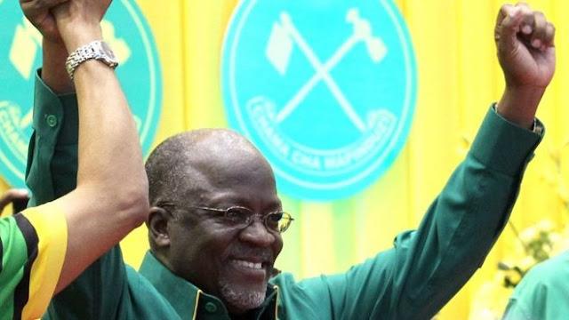BUNGE LA AFRIKA MASHARIKI LAMPONGEZA RAIS MAGUFULI
