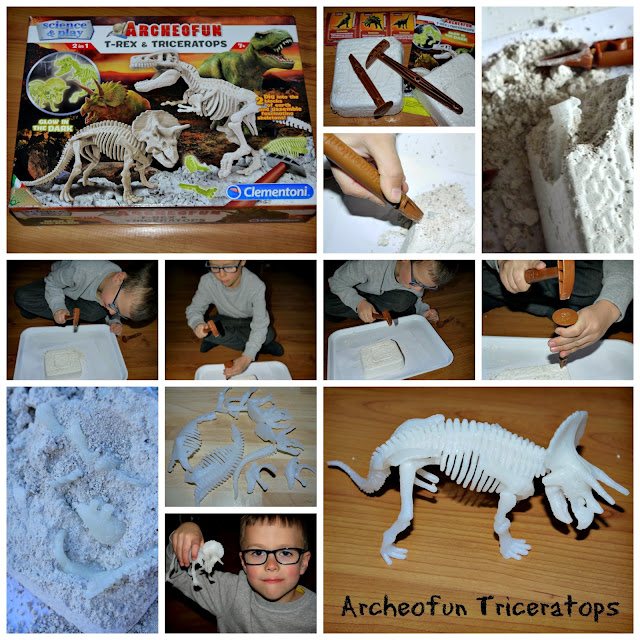 Science and Play, STEM, palaeontology