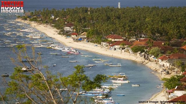 Jungut Batu Nusa Lembongan beach