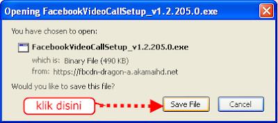 Download Video Call Facebook dan Cara Instal